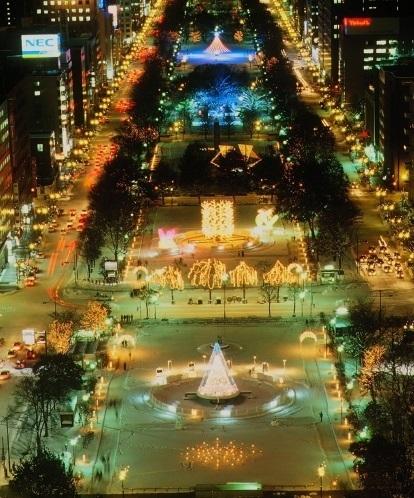 札幌ホワイトイルミネーション2015点灯時間やアクセス、ミュンヘンクリスマス市情報