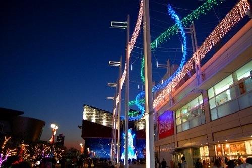 海遊館イルミネーション2015期間や点灯時間、料金や駐車場情報