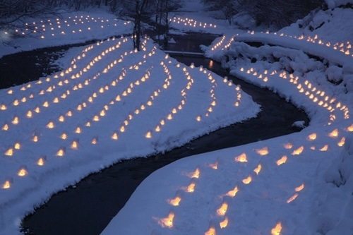 湯西川温泉かまくら祭2016期間やアクセス方法、バーベキュー情報
