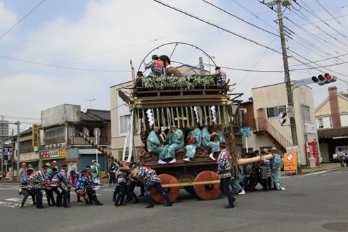 佐原の大祭夏祭り開催期間や時間、駐車場や最寄駅、付近の宿泊場所情報!