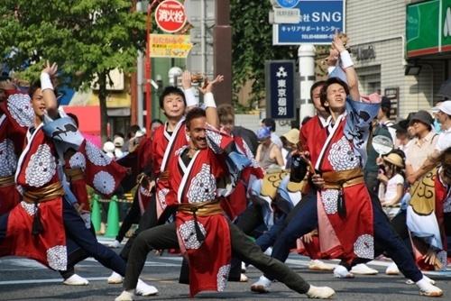 YOSAKOIソーラン祭り2016開催期間や時間、駐車場や最寄駅、付近の宿泊場所情報!