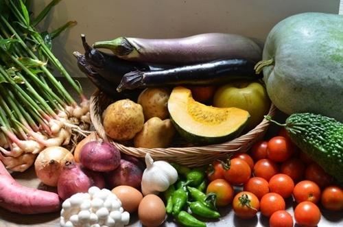 顎や背中のニキビと栄養の関係や効果がある食べ物、食べたらいけないもの