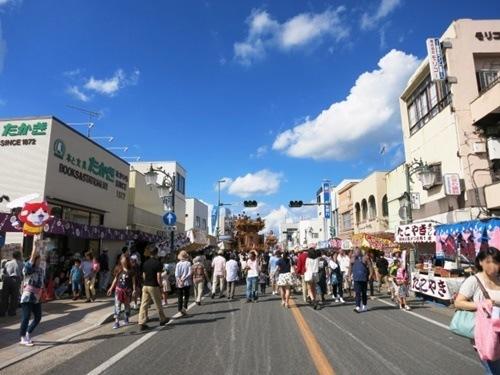 石岡のお祭2016開催日や時間から駐車場や混雑、宿泊場所情報!