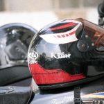 バイクのヘルメットはフルフェイスとシステムはどっちが良い?安全性は?
